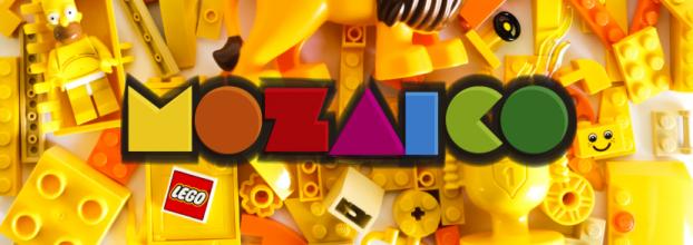 Mozaico LEGO Experience