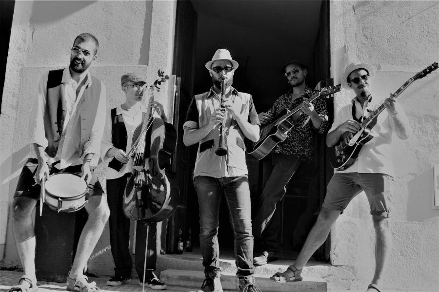 Da Bad Juju's Band | Casa da Cultura de Setúbal