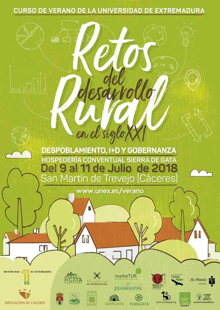 RETOS DEL DESARROLLO RURAL EN EL SIGLO XXI // Curso de Verano UEX