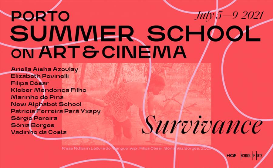 Porto Summer School on Art & Cinema