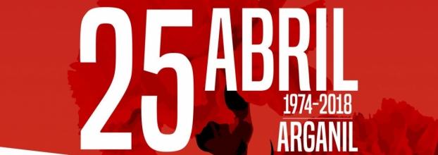 Comemorações do 25 de Abril - Arganil