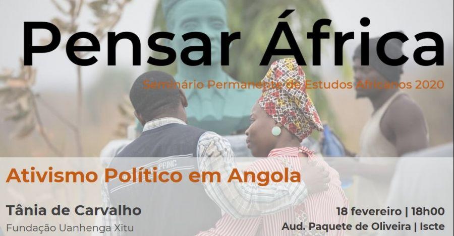 Pensar África: Ativismo Político em Angola