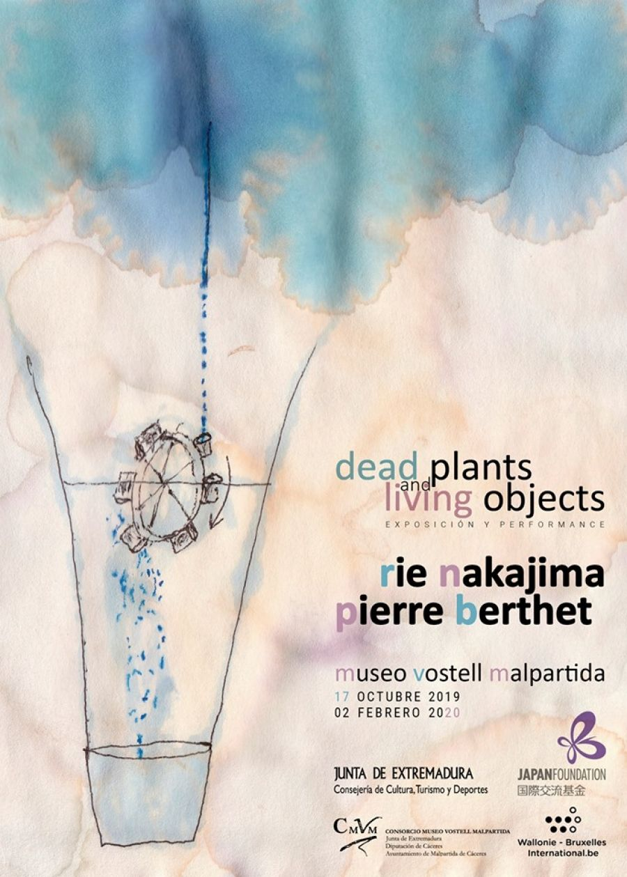 EXPOSICIÓN | 'Dead Plants and Living Objects'
