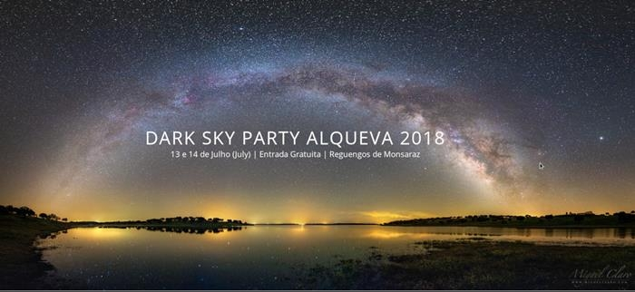 Dark Sky Party Alqueva 2018
