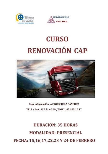 Curso de renovación CAP