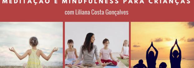 Curso Intensivo de Facilitadores de Meditação e Mindfulness para Crianças