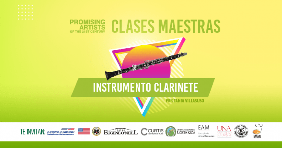 Clase maestra de Clarinete por Curtis Institute of Music