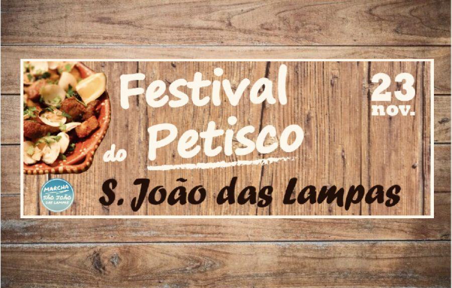 Festival do Petisco - São João das Lampas