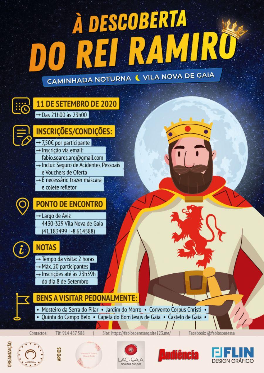 À descoberta do Rei Ramiro