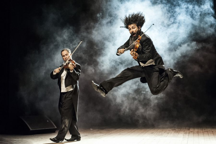The Royal Garage World Tour. Ara Malikian.