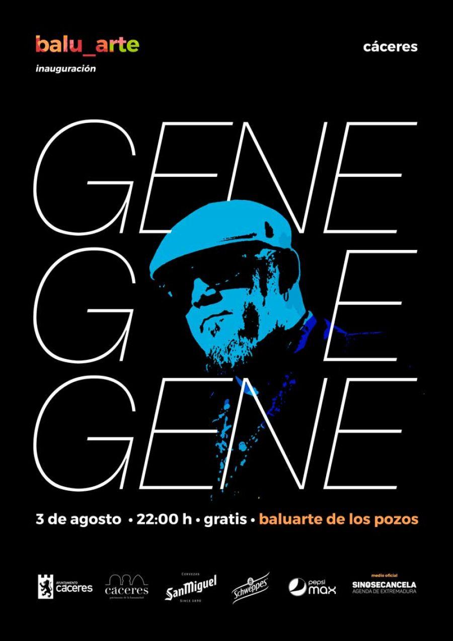 INAUGURACIÓN balu_arte 2019 | GENE GARCÍA BAND + DJ