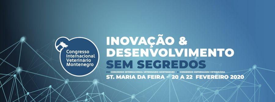 XVI.º Congresso Internacional Veterinário Montenegro