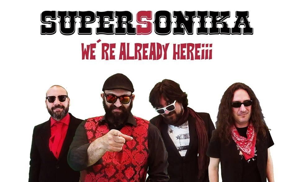 Supersonika Rock&Soul // Sala AFTER