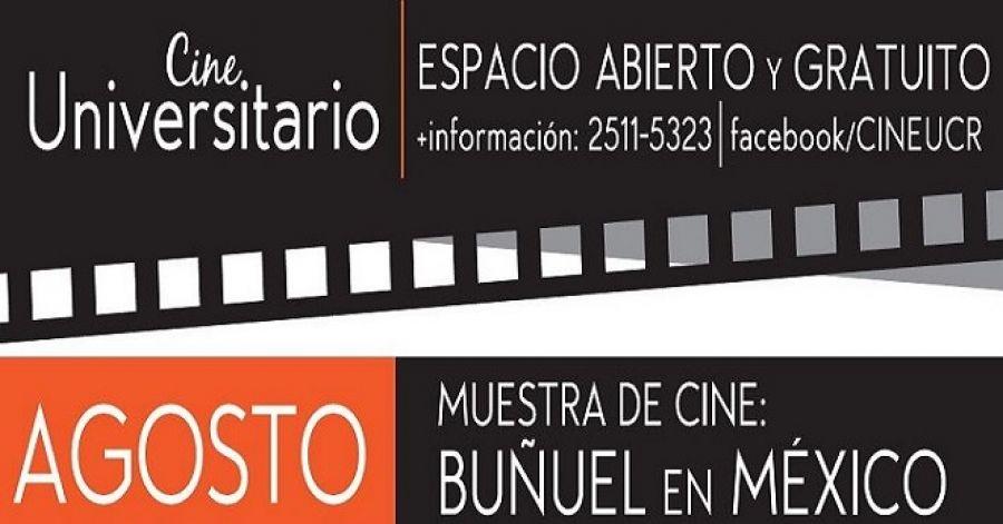 Muestra de cine. Luis Buñuel en México