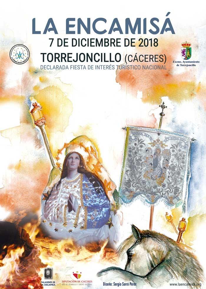 LA ENCAMISÁ | Torrejoncillo 2018