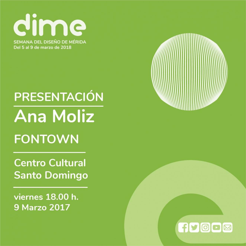 Presentación: FONTOWN (Ana Moliz)