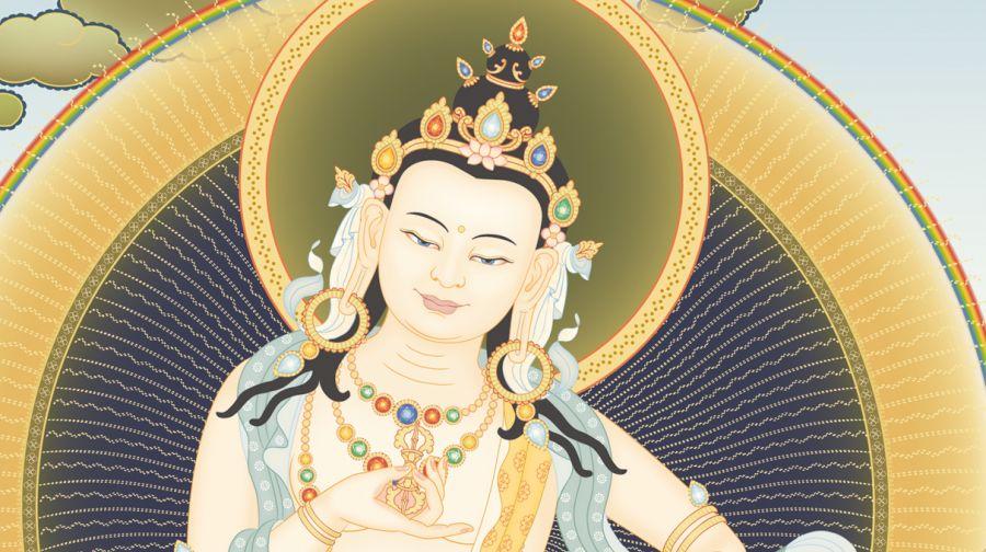 Iniciação de Buda Vajrasattva no templo Kadampa de Sintra