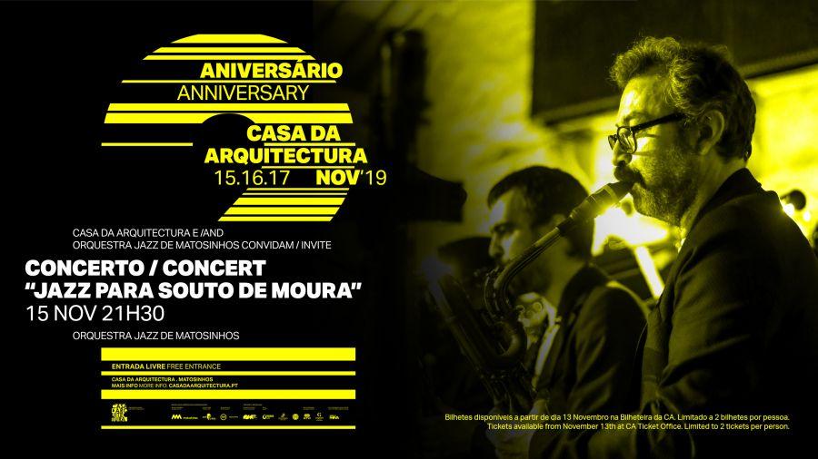 Concerto 'Jazz para Souto de Moura'