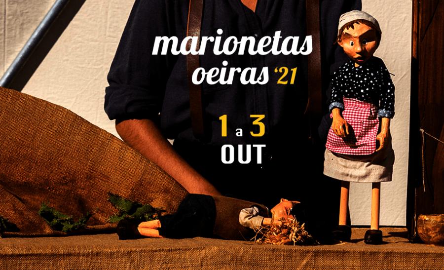MÓ'21 - 6ª Edição FESTIVAL DE MARIONETAS DE OEIRAS
