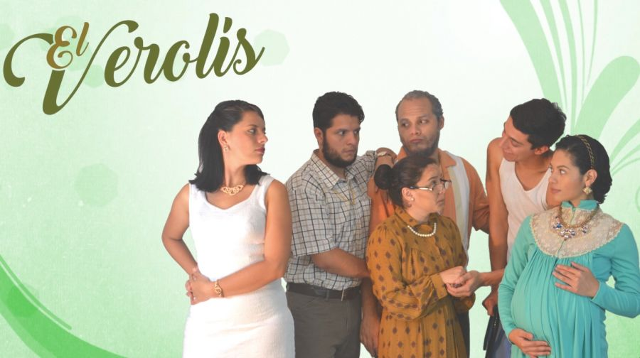 El Verolís. Palíndromos Teatro. Drama