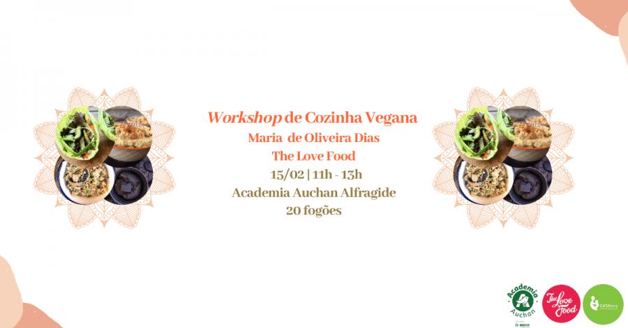 Workshop de Cozinha Vegana
