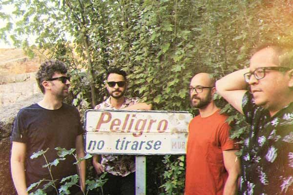 DELREY (Extremadura/España) | Viernes 10 (Plaza Mayor)