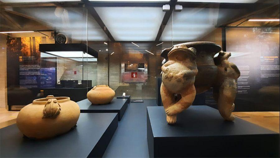 Emisarias de la Lluvia: Anuros en la época precolombina.