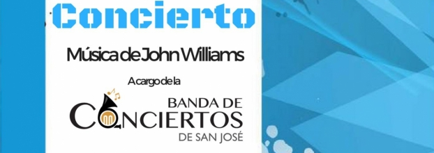 Concierto Vader´s Fist con la Banda de Conciertos de San José