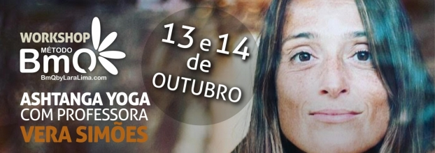 Workshop com Vera Simões