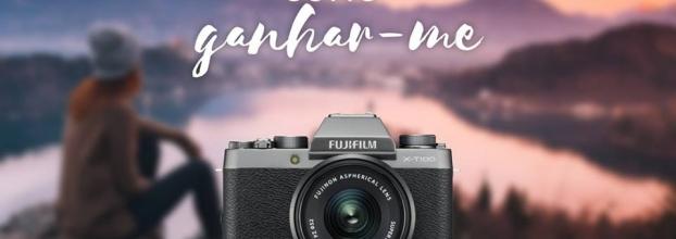 Concurso Fotografia Fujifilm X-T100