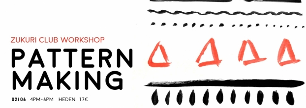 Pattern Making with the Zukuri Club