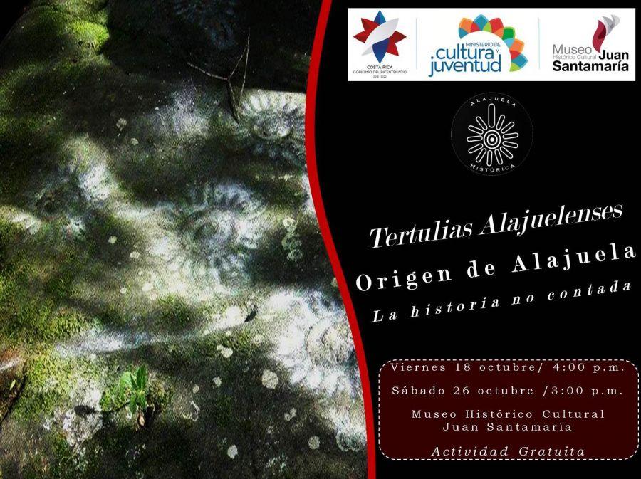 Tertulia alajuelense. Origen de Alajuela, la historia no contada