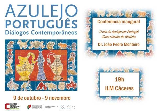 Exposição 'Azulejo Português: Diálogos Contemporâneos'