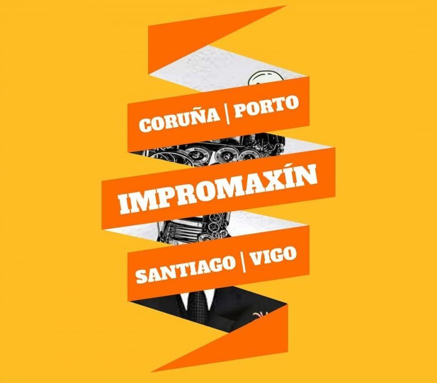 IMPROMÁXIN | Competição de Improvisação Galego-Portuguesa