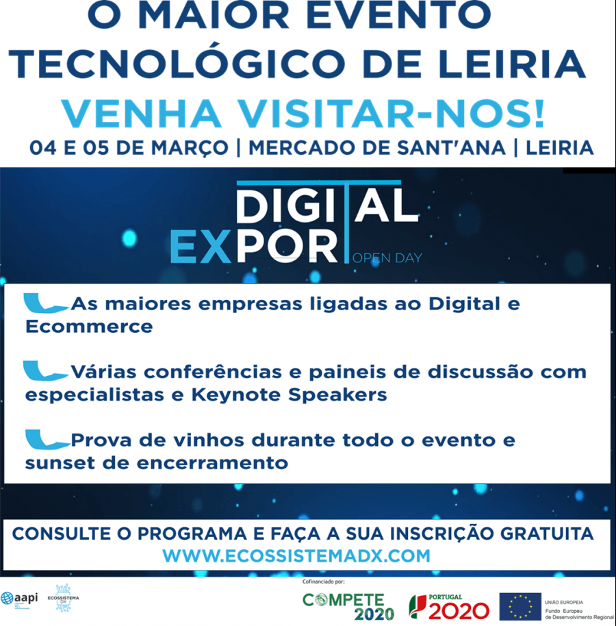 Digital Export Open Day
