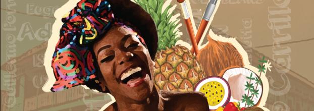 Sabores y colores del Caribe