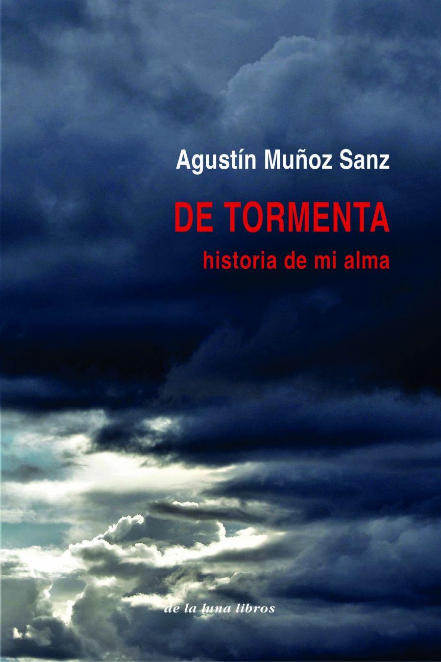 Presentación en Cáceres de la novela de Agustín Muñoz Sanz De tormenta. Historia de mi alma.