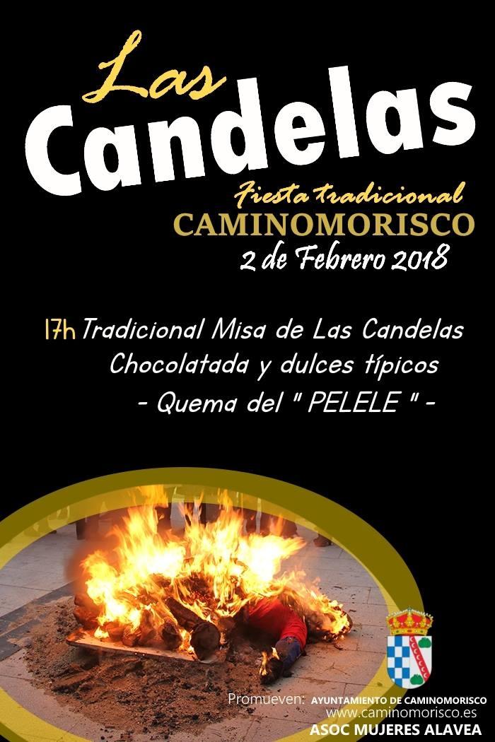 Las Candelas de Caminomorisco