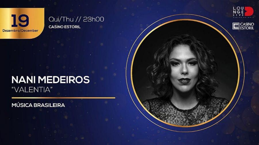 Show da cantora brasileira Nani Medeiros