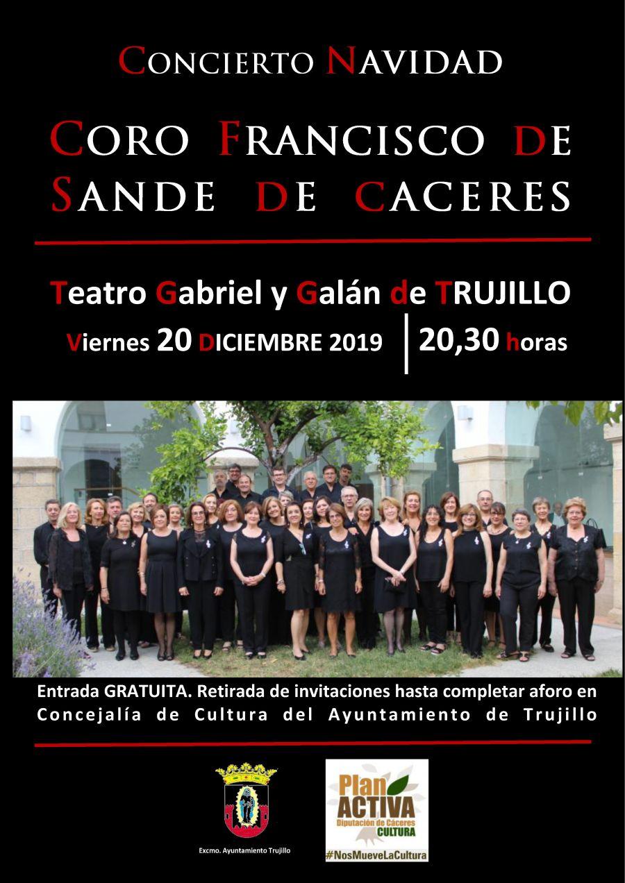 Concierto de Navidad - Trujillo (Cáceres)