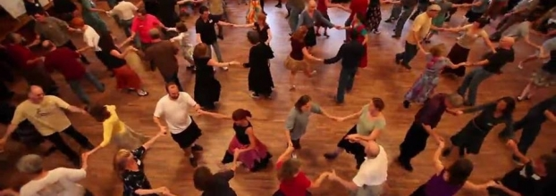 Baile Contra Dance do Canadá