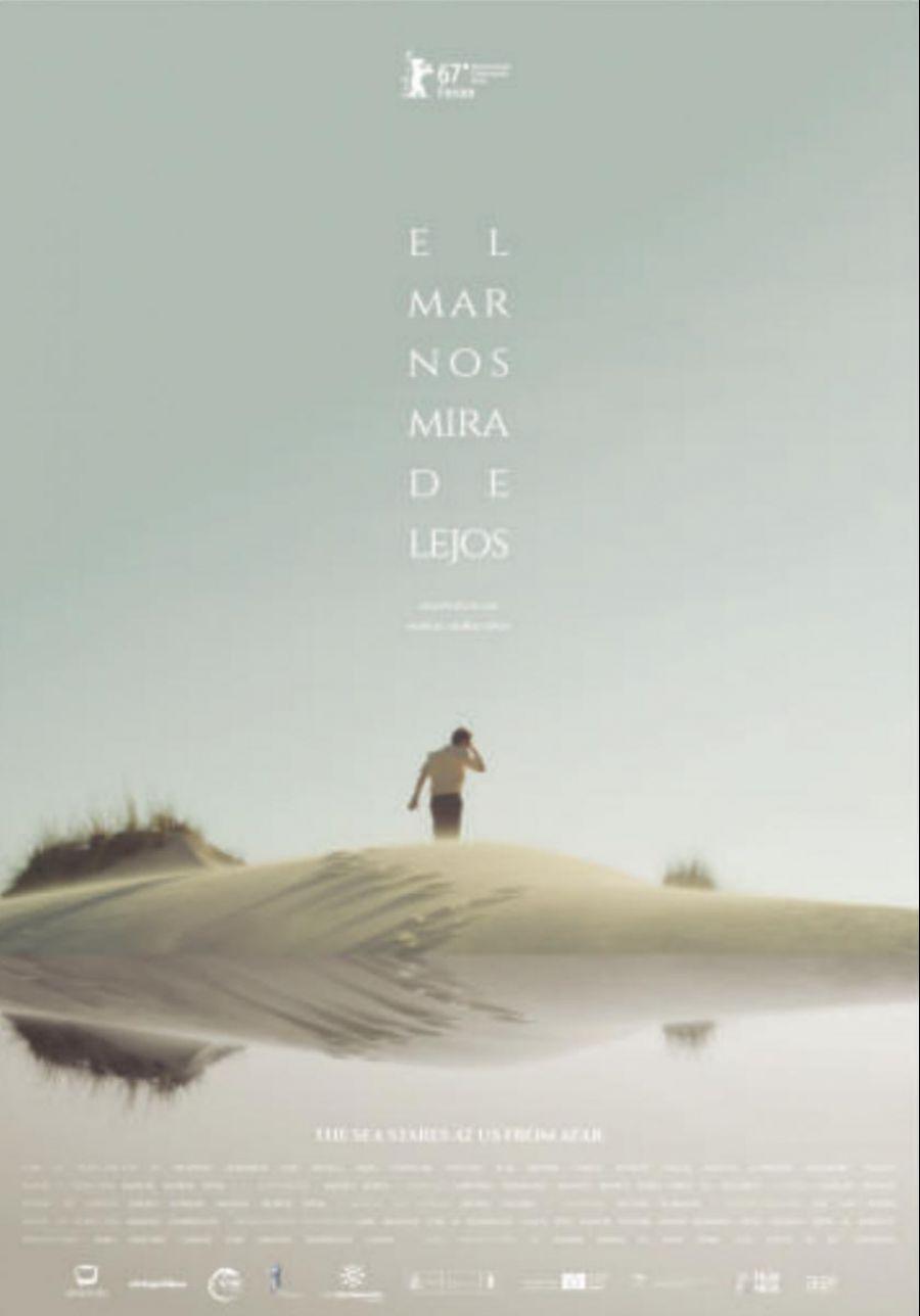 El mar nos mira de lejos. Manuel Muñoz Rivas, 2017. Contemporáneos: ciclo de cine español.