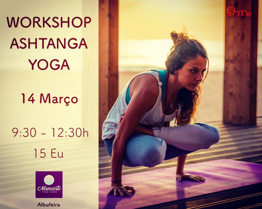 Workshop de Ashtanga Yoga