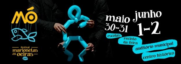 MÓ Festival de Marionetas de Oeiras - 4ª edição