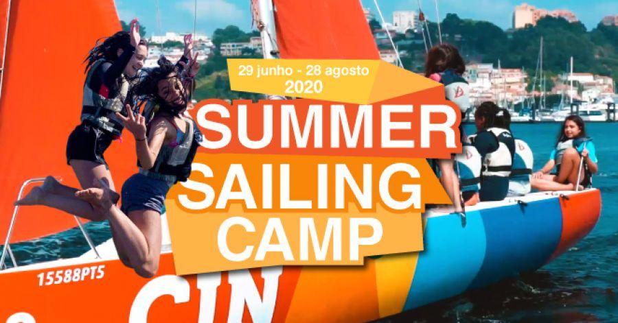 SUMMER SAILING CAMP 2020 : Um Campo de Férias Diferente, mas Espetacular!