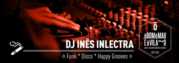 DJ Inês Inlectra | Electric Funk Sessions