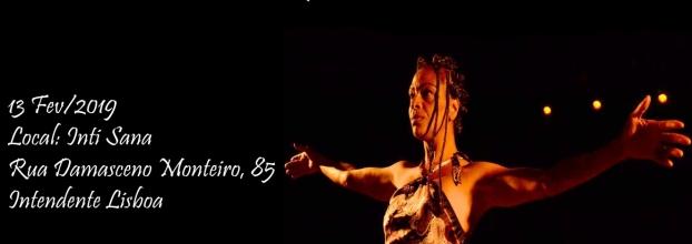 Leda Ornellas - Dança Afro Brasileira