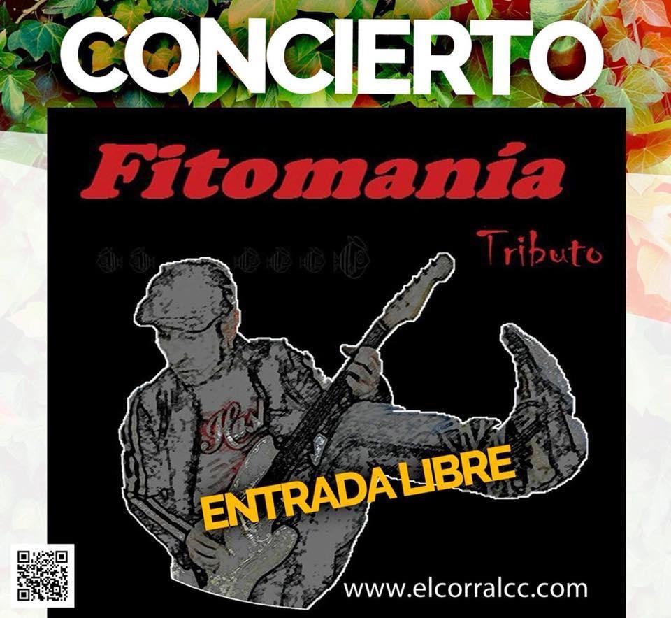 FITOMANÍA: Cancelado LIMANDO en concierto || El Corral de las Cigüeñas