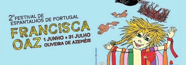 II Festival de Espantalhos de Portugal - Francisca OAZ