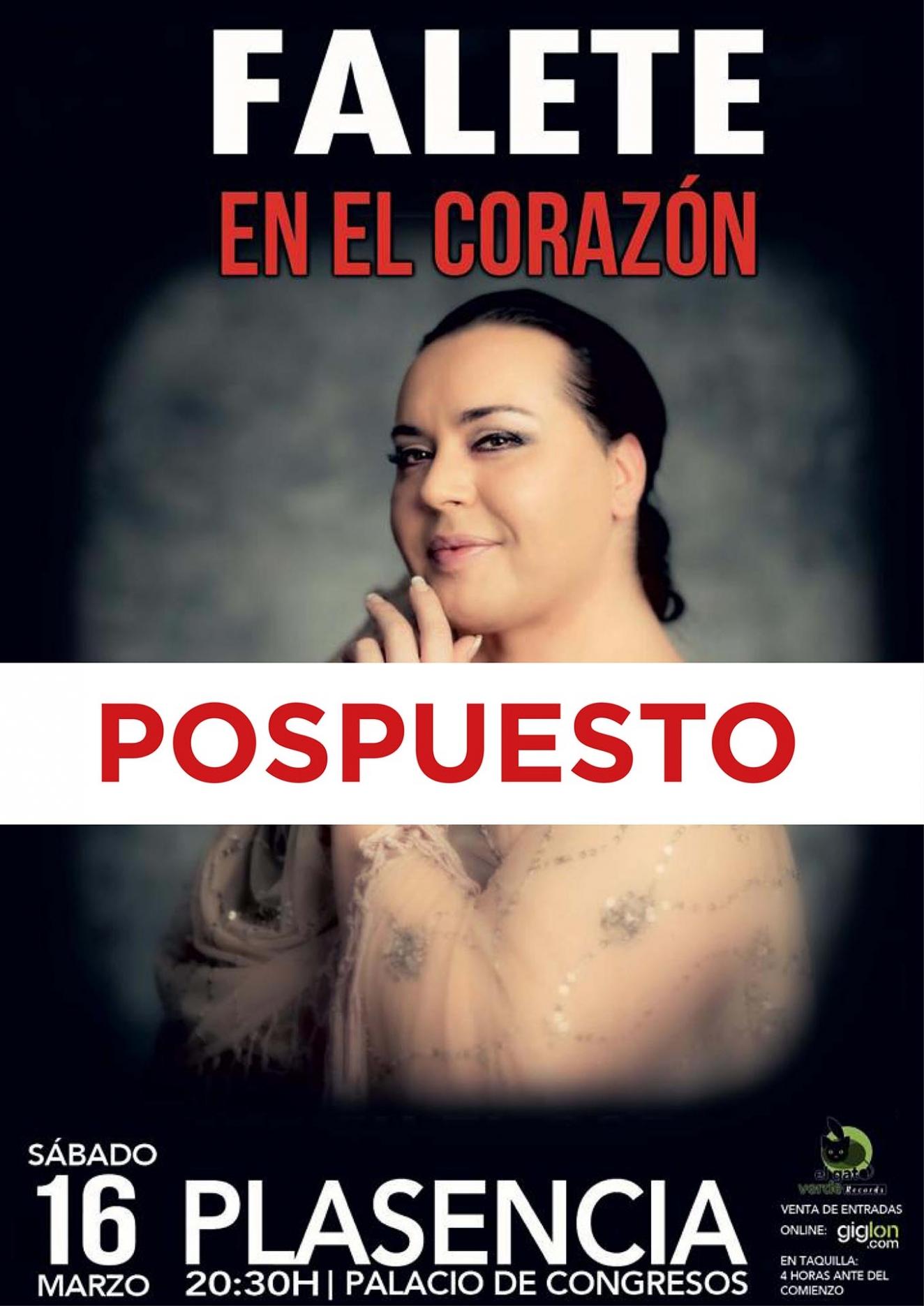 FALETE EN EL CORAZÓN